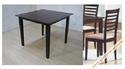 CHEER (1+4) SQUARE TABLE